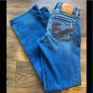 Lucky Brand Sweet Dream Jean Bootcut sz 27~EUC